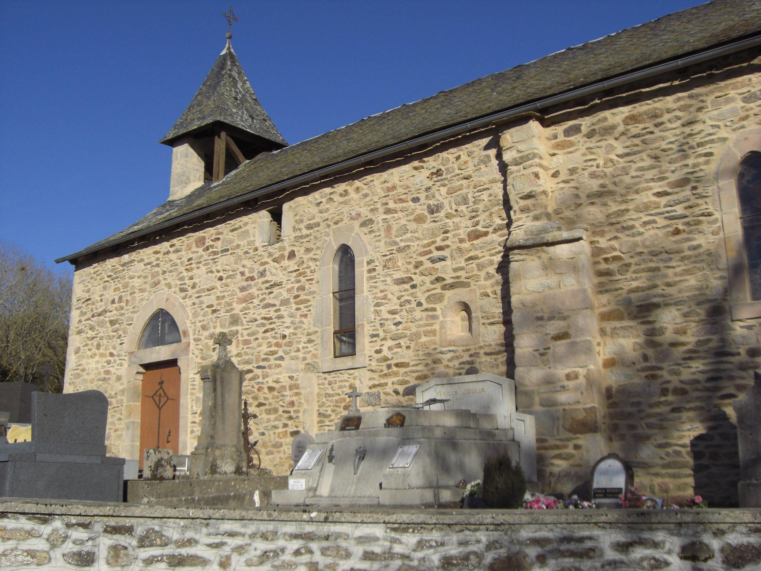 Eglise de Prades-de-Salars